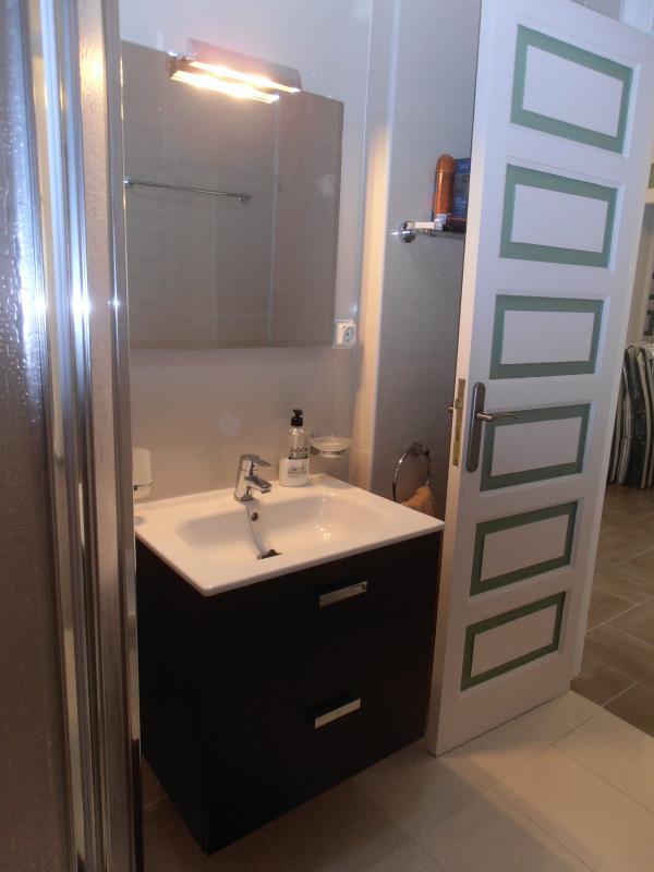 Badkamer een.