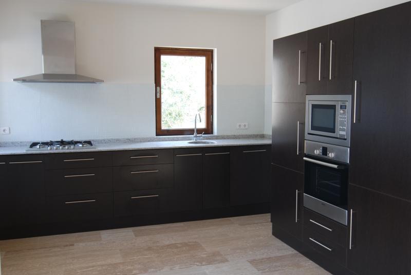 Villa Dunya kitchen