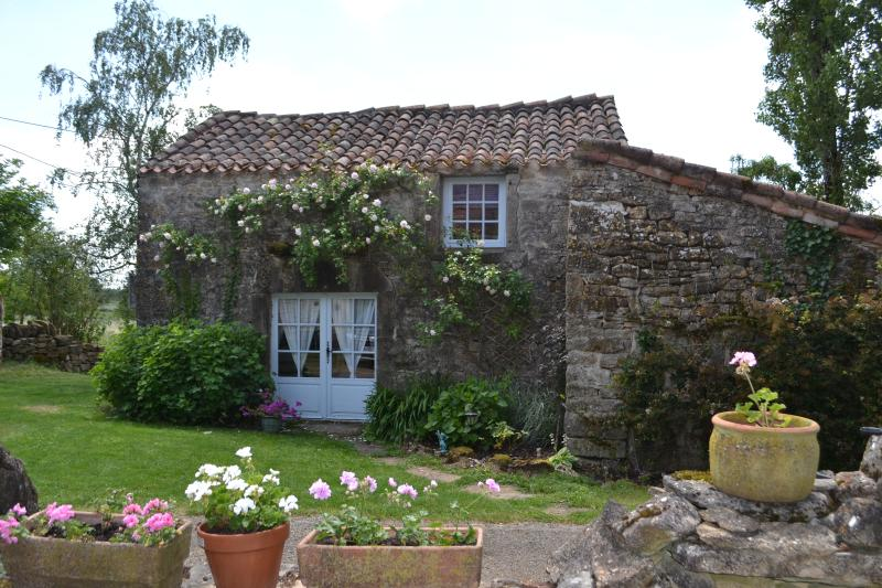 Guinet, holiday rental in Saint Projet