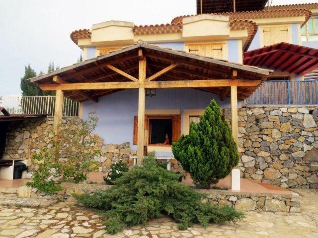 Vista principal Casa Mistral