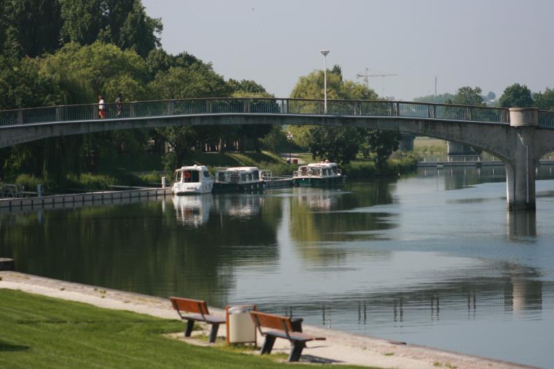 River at Saintes