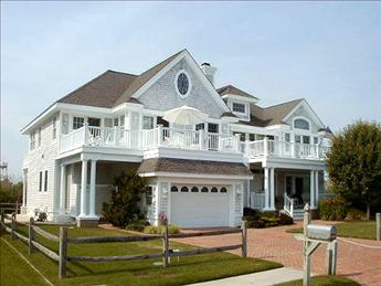 1861 Maryland Avenue - Lands End 114222, holiday rental in Cape May