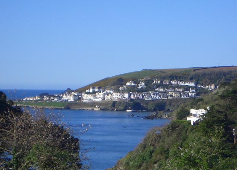 View towards West Looe