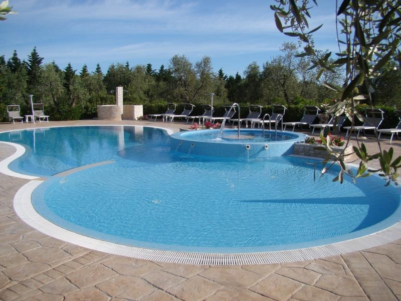 Family Residence I Tesori del Sud Vieste, holiday rental in Palude Mezzane