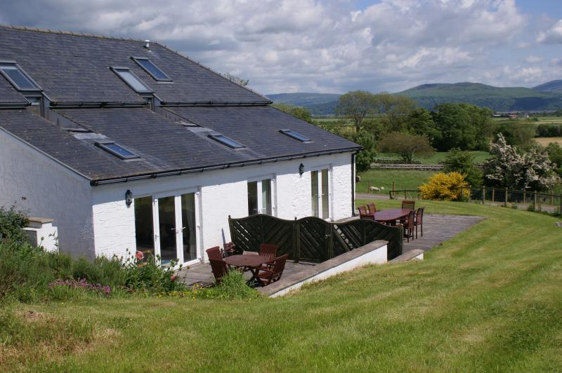 The Barn At Glenturk - Galloway, vacation rental in Newton Stewart