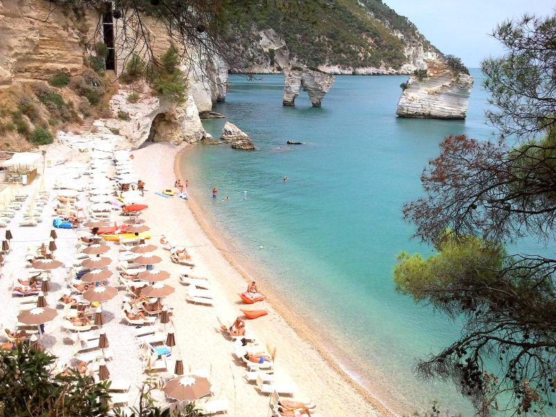 Casa vacanza Gargano Monte Sant'Angelo (FG), holiday rental in Siponto