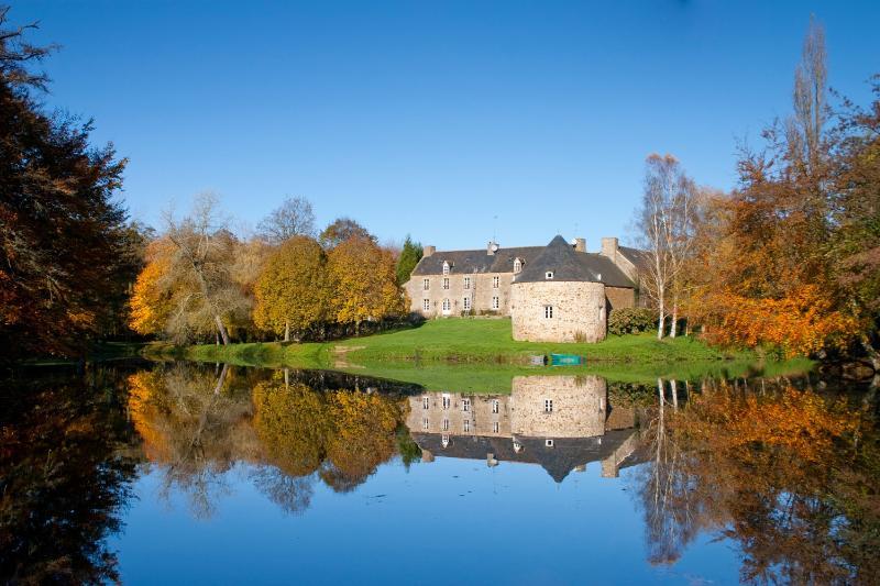 Plessix Meen Manor en octobre