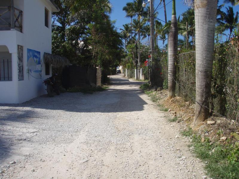 Calle to El Torcido