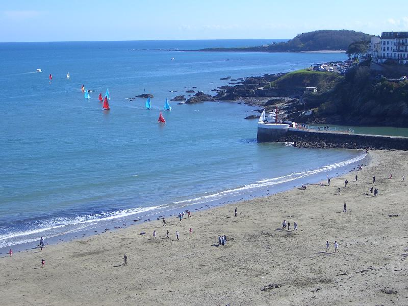 Looe Beach and Banjo Pier