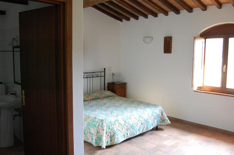 one double bedroom, there can be one double bed  and one single bed, or two/three single beds