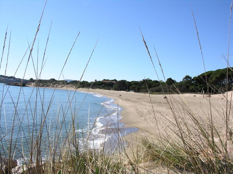 Beach at st. Marti D´Empuries