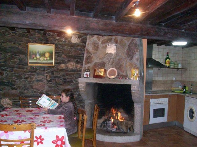 Casa rural Arrieros Familia García, holiday rental in Linares de Riofrio
