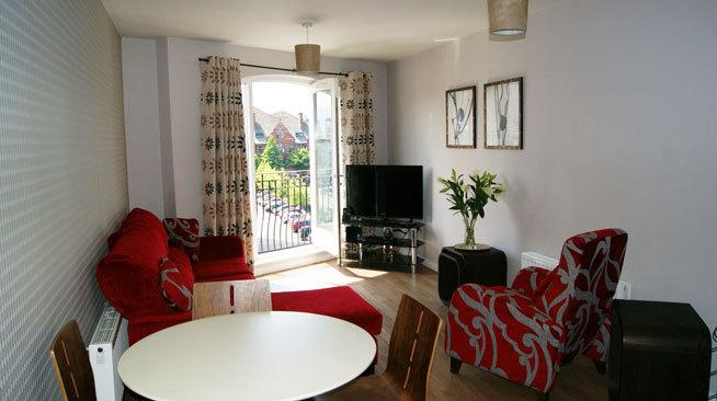 Saint Anne's Square Belfast - Certified 4*, vacation rental in Belfast
