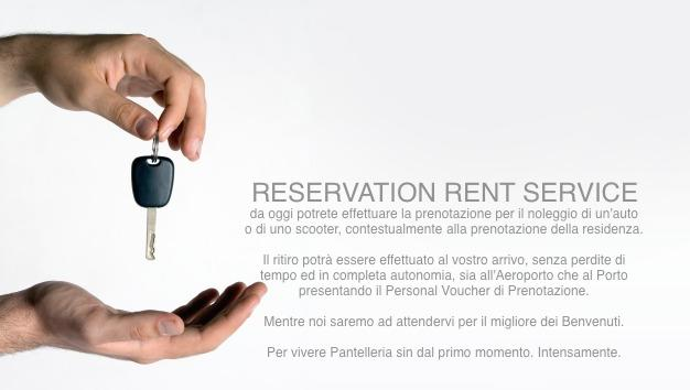 Reservation Rent  Service