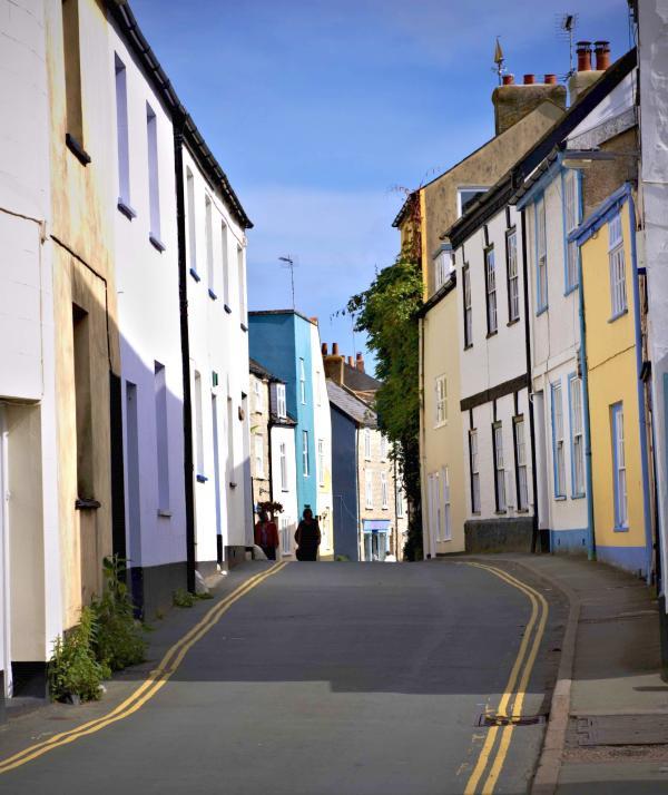 Coombe Street - Lyme Regis
