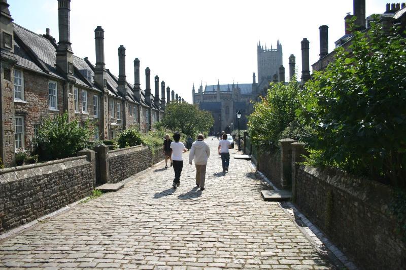 Vicar's Close-Wells