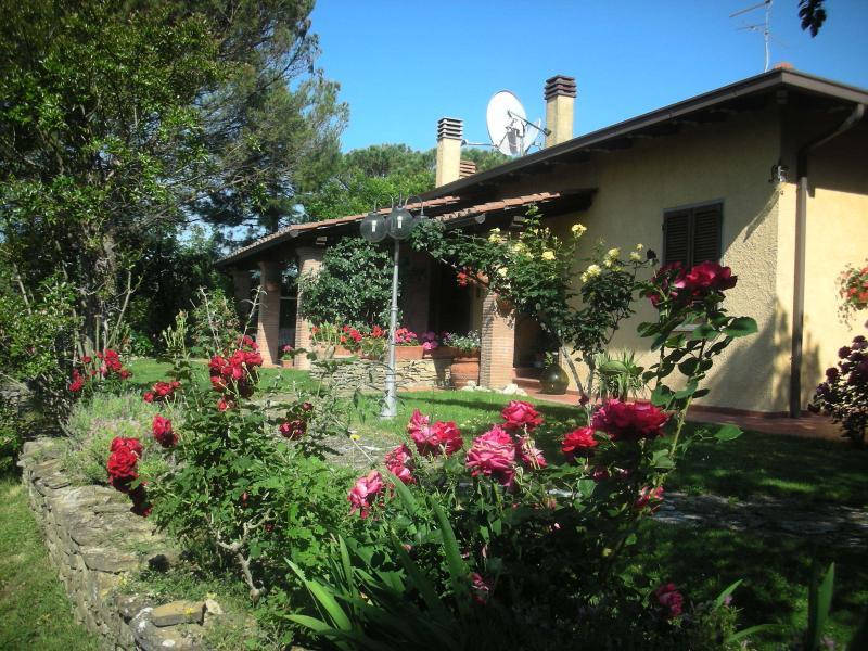 VILLASPINO LOCALITA' PIEVE DI CENINA 163 CAPOLONA AREZZO ITALY, vacation rental in Talla