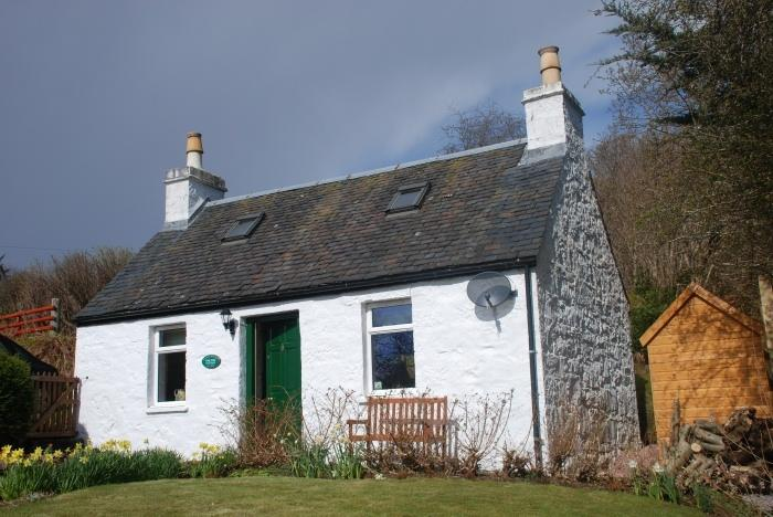 Oak Tree Cottage, location de vacances à Lochailort