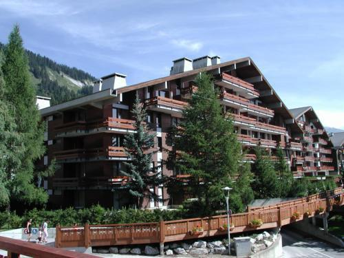 The chalet block