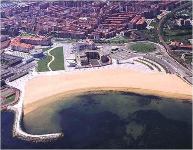 Piso en Gijon - cerca de la playa y tranquilo, casa vacanza a Moniello