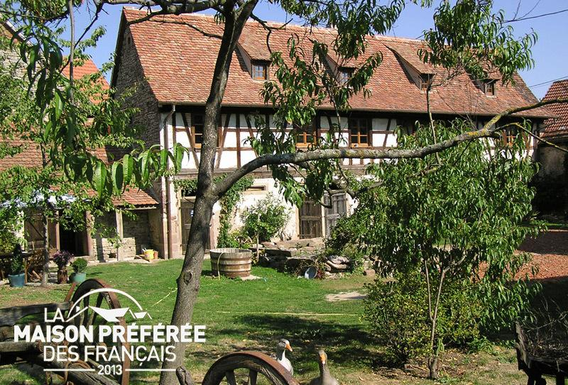 LA FERME DE MARIE GITE ALBERT, holiday rental in Saverne