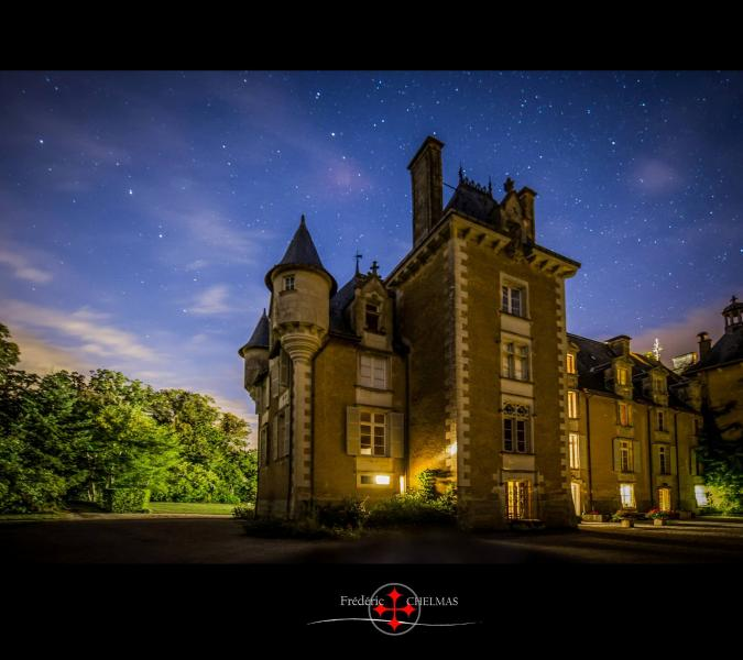 Chateau St Julien, holiday rental in Chauvigny
