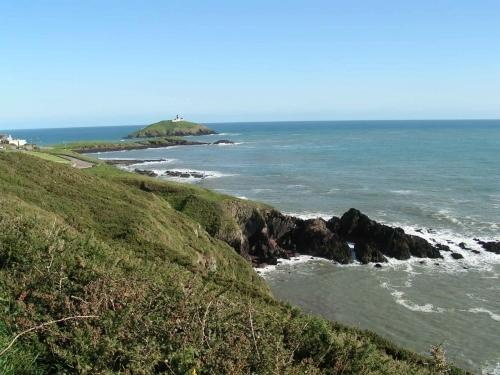 View from Ballycotton Cliff Walk