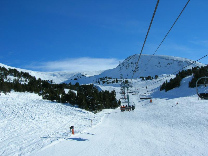 Great ski slopes