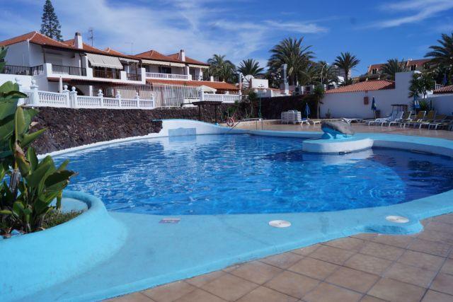 Villa centrica  P... Wifi gratis – semesterbostad i Arona
