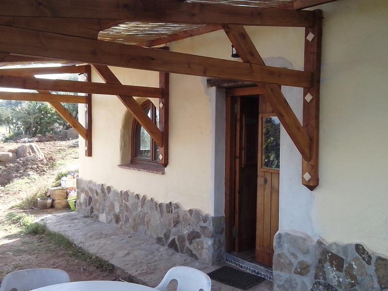 Casa Rural con Encanto Vista al Mar, holiday rental in Bolonia