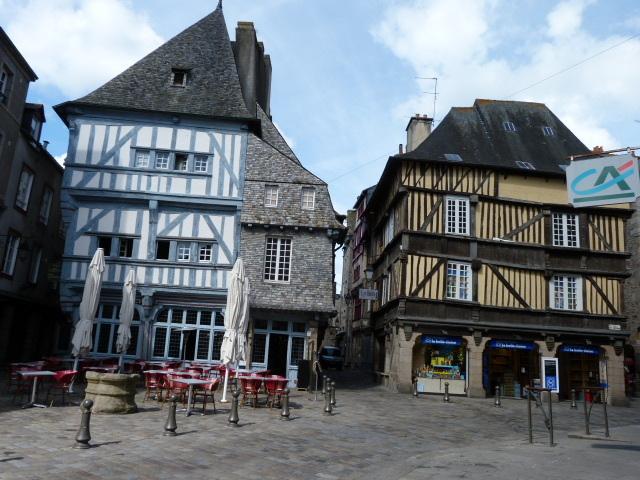 Centre historique de Dinan