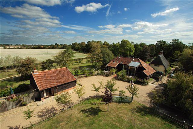 Old Oak/Goat Willow/Cart Lodge, vacation rental in Stonham Aspal
