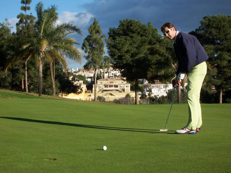 Baviera Golf - Just 15 mins drive away
