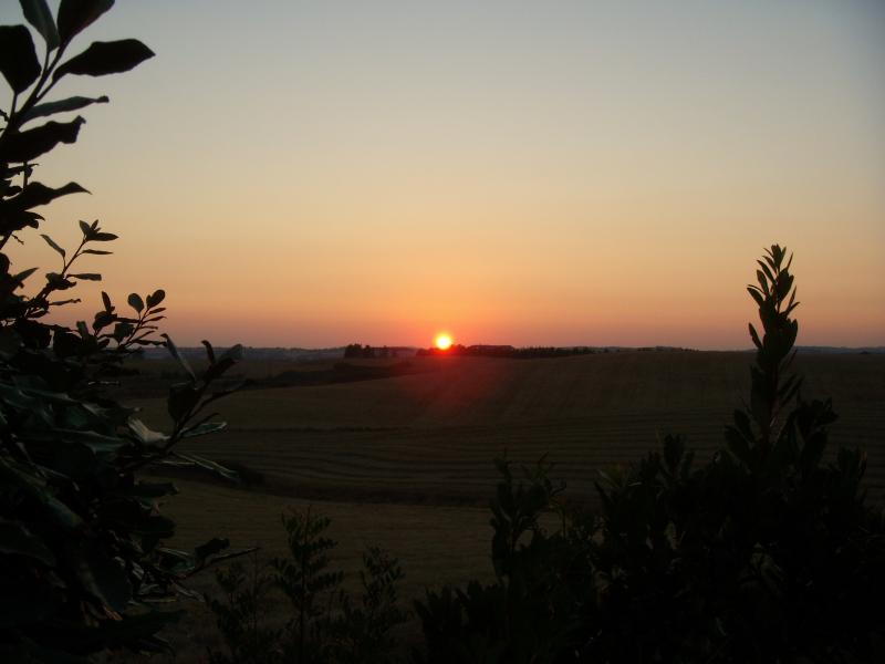 Sunset at the Bagolaro