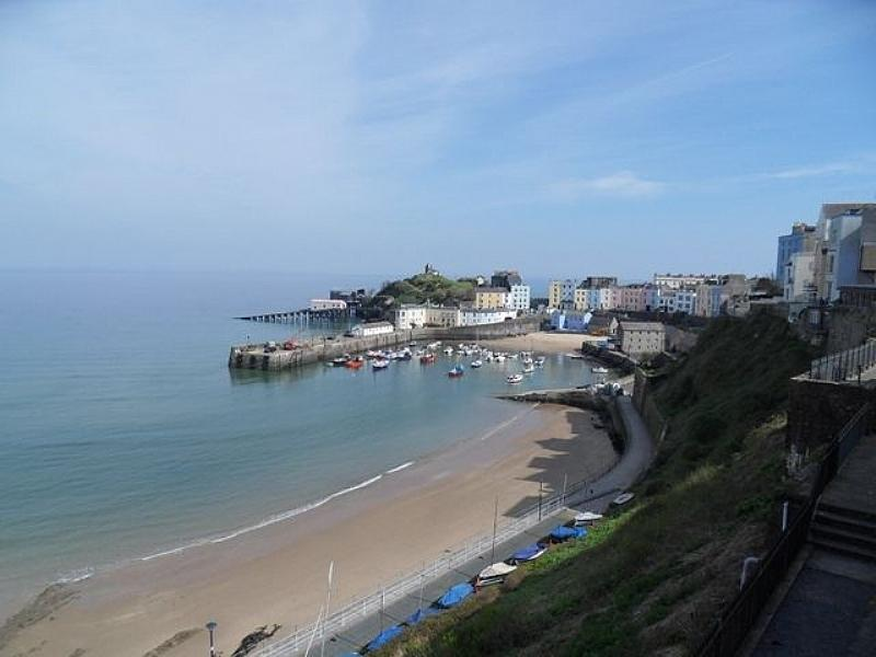 Saint Nicholas Court Apartment, holiday rental in Tenby