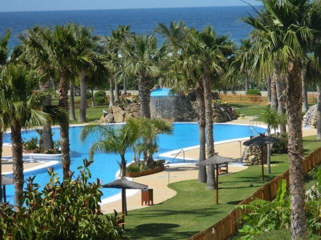 Precioso frontal con vistas a 50 metros del mar, holiday rental in Zahara de los Atunes