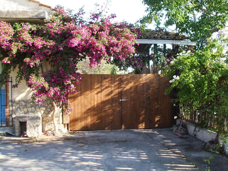 Cancello ingresso