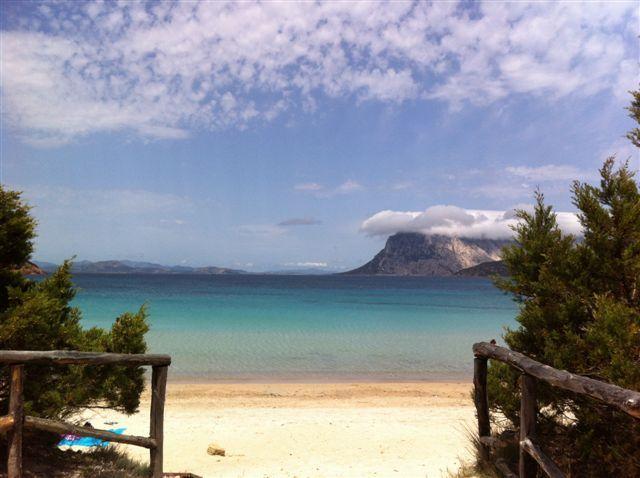 Spiaggia Punta Est Capo Coda Cavallo