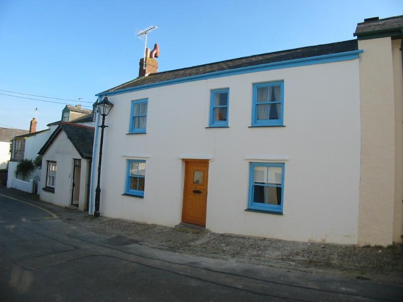 Coxswains cottage, vakantiewoning in Bude-Stratton