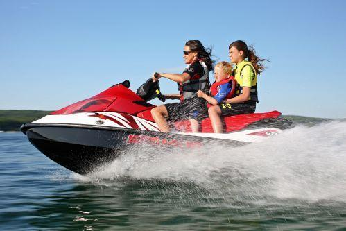Jet Ski available at our agency