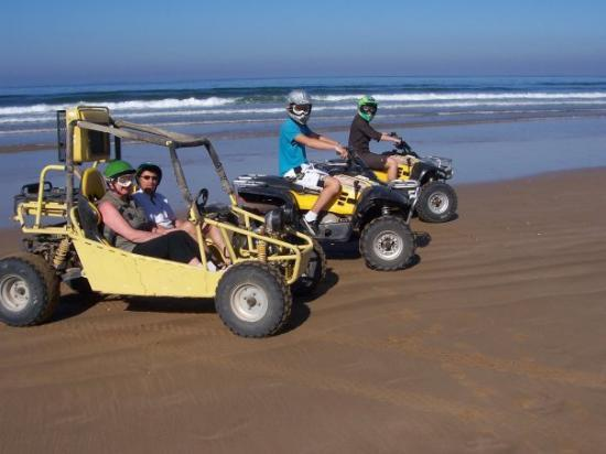 Sea side Quads available