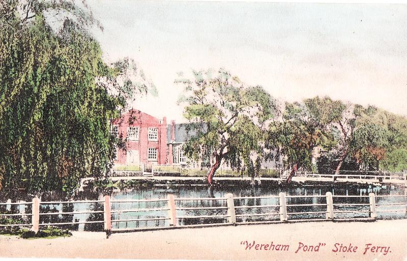 postcard from 1906