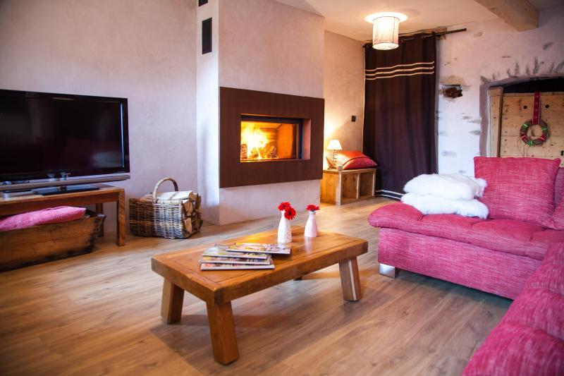 Versaya, holiday rental in Les Arcs