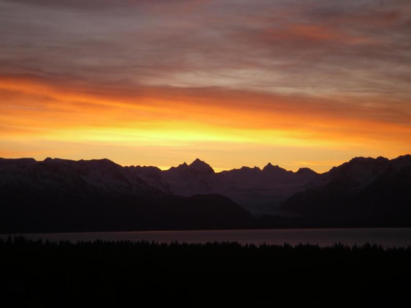 Capture a fleeting glimpse of dawn in the land of the midnight sun