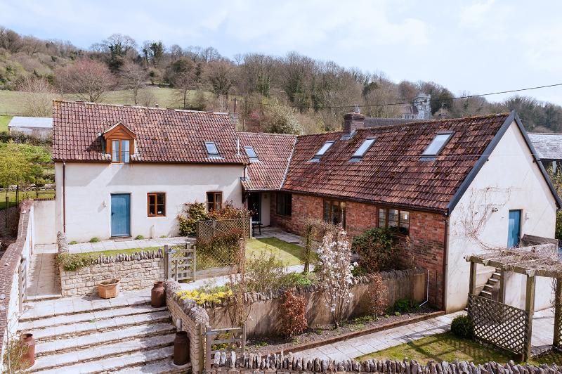 Manor House Farm Cottage no.2, alquiler de vacaciones en Pimperne