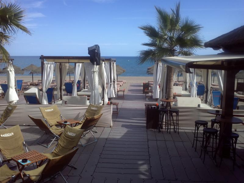 PLAYA DISCO PUB, OPEN UNTIL EARLY MORNING .WHERE YOU ENJOY THE SUN TAKING A BEER