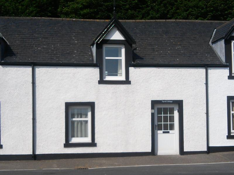 Tystie Cottage, location de vacances à Stoneykirk