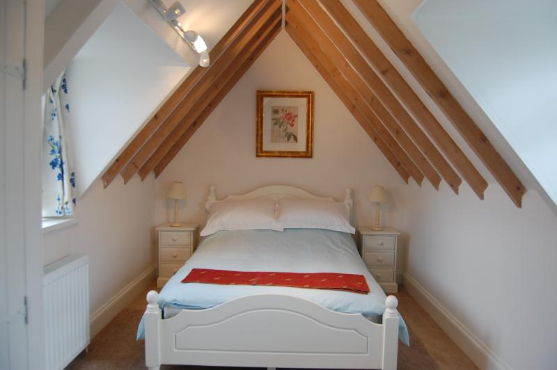 The Master twin bedroom
