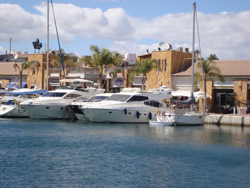 The Port of Mazarron