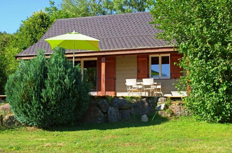 Chalet en Auvergne, location de vacances à Saint-Genès-Champespe
